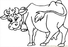 Small Picture cow coloring pages for free woman cow Gianfredanet