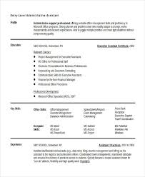 Strong interpersonal skills and a lifelong focus on supporting others and helping them shine. Executive Administrative Assistant Resume 10 Free Word Pdf Documents Download Free Premium Templates