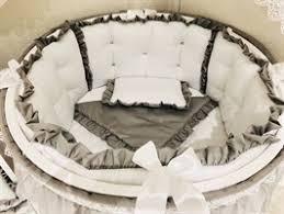 <b>Комплект</b> в <b>круглую кроватку</b> для новорожденных с гарантией и ...