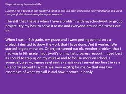 i ve got the power ppt video online  diagnostic essay 2014