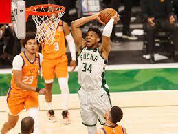 NBA finals 2021 Game 4: Phoenix Suns ...