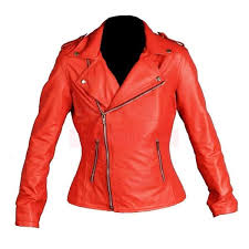 riverdale southside serpents cheryl blossom red leather jacket