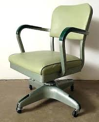 vintage metal office furniture. Metal Desk Chair Vintage All Steel Equipment Swivel Office Officeworks Chairs . Replacement Furniture R