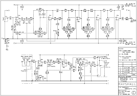 marshall 3540 bass head schematic needed drtube com schematics marshall 3520pre gif