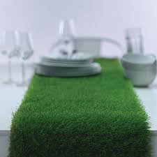 Small Picture artificial grass table runner by artificial landscapes