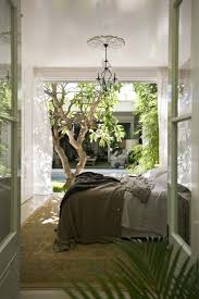 10 Luminous Bedroom Interior Designs  Homesthetics  Inspiring Nature Room Design