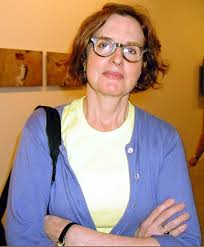 Roberta Smith, art critic for the New York Times LECTURE:  http://vimeo.com/9651965 | Art world, Women, Art