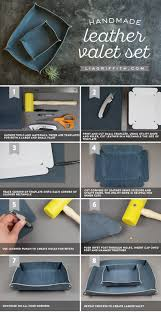 Leather Templates Diy Leather Valet Trays Lia Griffith