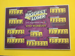 Biggest Loser Step Workout Chart Planet Fitness Pin By Nikki Reese On Healthy Shape Up Active Step