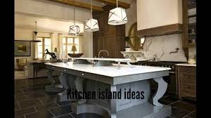 Idea For Kitchen Island Kitchen Island Ideas Youtube