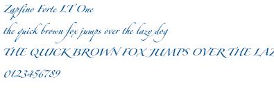 Forte Fonts Free Download Zapfino Free Download Under Fontanacountryinn Com