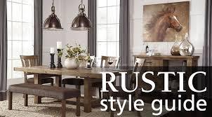 Rustic style furniture Adirondack Rustic Rustic Furniture Rustic Style Rustic Home Decor Interior Design Styles Homemakers Blog Homemakers Furniture Interior Design Style Guide Rustic Furniture Hm Etc