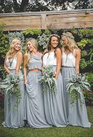the 25 best wedding guest separates outfit ideas on pinterest Wedding Guest Dresses Boho 3 gray bridesmaid dresses pantone 2017 wedding inspiration neutral gray 720 wedding guest dresses boutique