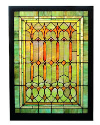 complex large stained glass panels i6079471 large stained glass window large framed stained glass panels