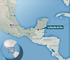 canadian schoolboy william gadoury discovers lost mayan city (from Mayan Cities Map gadoury named the new city in southern mexico as fire mouth or la bouche de feu mayan city map