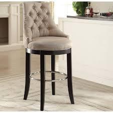 traditional beige fabric 30 bar stool by baxton studio
