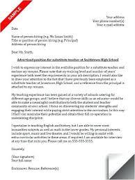 Christian Teacher Cover Letter Sample Thekindlecrew Com