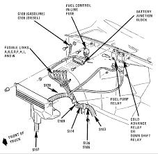 fuel pump relay located on a 1988 chevy silverado 1500 4x4 350