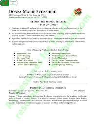Our sample resumes for teachers will guide prospective applicants on their objectives and ideals that make up their profession. Elementary Teacher Resume Sample