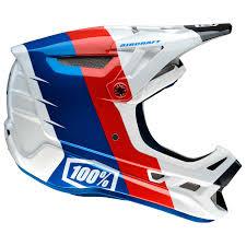 100 Aircraft Dh Helmet Bike Helmet Bi Turbo Xl