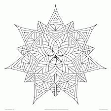 Do you want something minimal with high contrast colors to suit your modern aesthetic sensibilities? Free Printable Geometric Design Coloring Pages Coloring Home