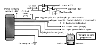 nos 15974 nitrous controller installation instructions Nitrous Oxide Progressive Controller at Nos Progressive Nitrous Controller Wiring Diagram