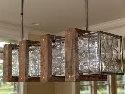 diy kitchen lighting. Catchy DIY Kitchen Lighting Chic Diy Light Fixtures Update Fluorescent E