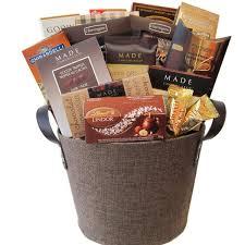 chocolate royale gift basket