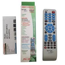 tv remote control. eelic tv remote control b
