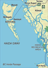 inside passage mid coast bella coola and haida gwaii schedules Bc Ferries Map inside passage mid coast bella coola and haida gwaii schedules bc ferry map
