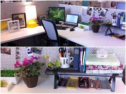 office cubicle organization. Your Cubicle Space Can Be Pretty And Inspiring. Makeover | Empirella Pinterest Makeover, Spaces Office Organization