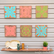 create the perfect island decor with these hawaiian inspired designs this tropical wall decor is on tropical themed wall art with easy tropical wall art diy houseful of handmade