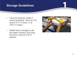 Which Storage Method May Cause Tcs Food To Become Unsafe Cool 332 FRMCA Level 332 Chapter 32 Keeping Food Safe 3203325 Summer Institutes