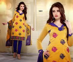 Indian dress neck design patterns