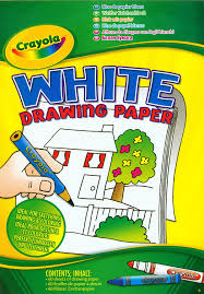 Small Picture Crayola A4 White Drawing Paper 60 Sheets Amazoncouk Toys Games