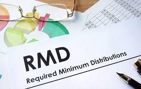Rmd Distribution Chart Required Minimum Distributions Tsp And Iras