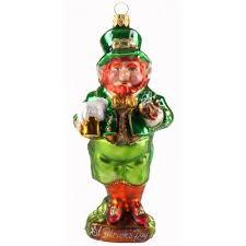Christbaumschmuck Figur St Patricks Day