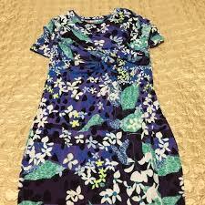 Peter Pilotto For Target Floral Dress Floral Print Knit