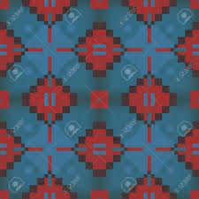 Southwest Pattern Cool Southwest Pattern Seamless Texture Tile Stock Photo Picture And
