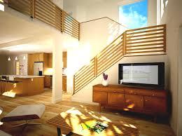 modern home design living room. Modern Home Interior Design Fair Living Room With Stairs Modern Home Design Living Room