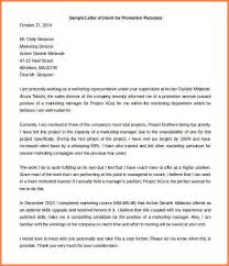 examples of letter of intent sample letter of intent for promotion purposes template