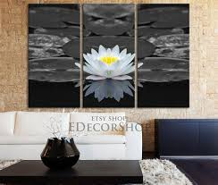 large wall art canvas prints white lotus flower and water lily on lotus flower canvas wall art with lotus flower wall art yasaman ramezani