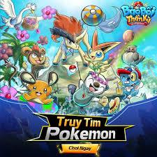 ?MÙA HÈ VUI VẺ: TRUY TÌM POKEMON? ?... - Pokémon - Bảo Bối Thần Kỳ
