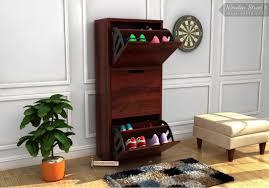 Shoe Rack Shoe Racks Upto 60 Off Wooden Shoe Rack Online India