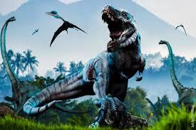 Dinosaurios: las pruebas de su vida en la Tierra - Gaceta UNAM