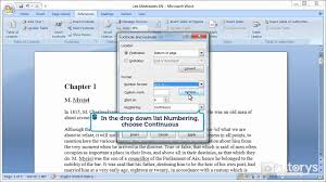 How To Customize Footnotes With Word 2007