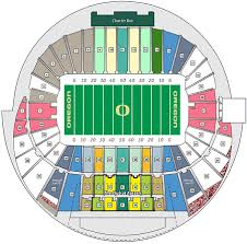 University Of Oregon Football Stadium Seating Chart Oregon Ducks Tickets 64 Hotels Near Autzen Stadium View