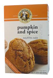 king arthur flour pumpkin e in