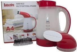 multi function device 4 in 1 hair steamer