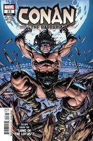 MAY210665 - CONAN THE BARBARIAN #23 - Previews World